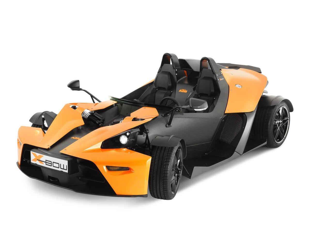 Lexus Dealership Phoenix >> KTM Offers 134 mph Street Legal Go-Kart Racer