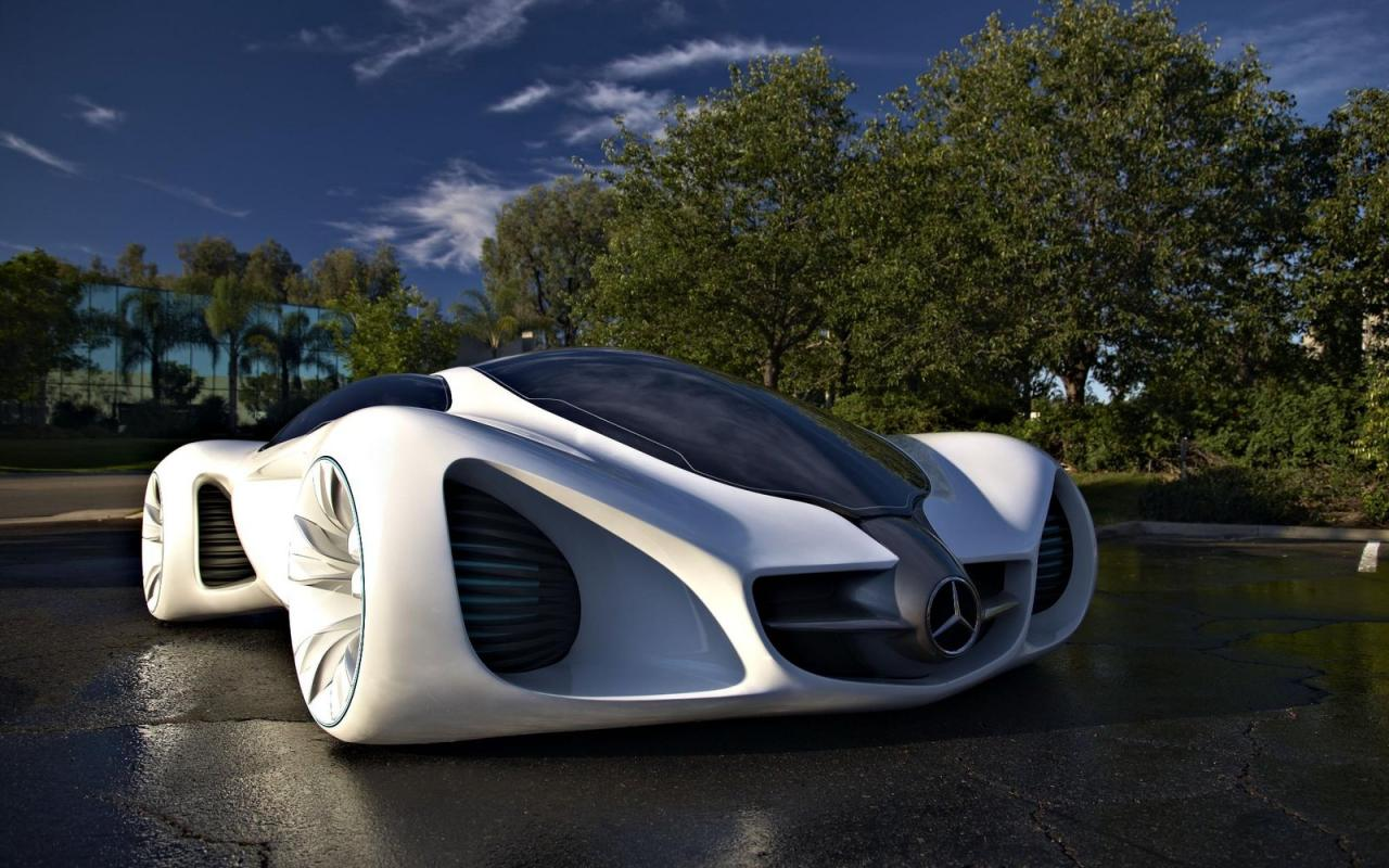 Mercedes Benz is Growing Bio-Smart Vehicles in the Lab, Made