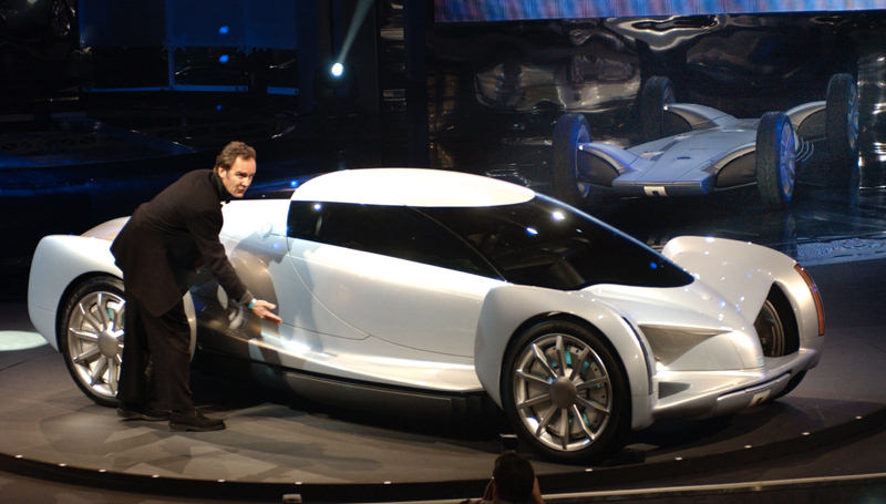 Gm autonomy concept re thinks what a car is for Motors and vehicles az