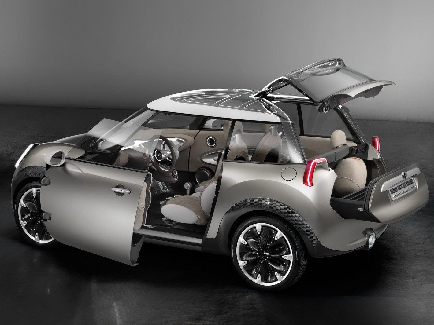 Mini North Scottsdale >> BMW Says it Won't be a Long long Time Till 100 mpg Rocketman