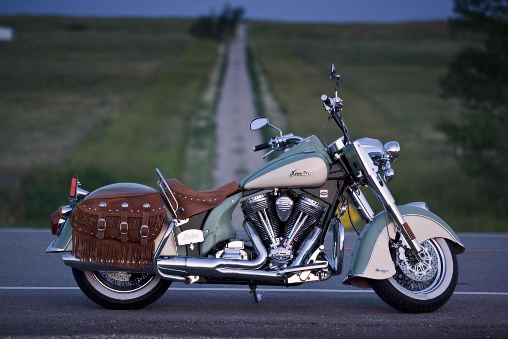 Indian Chief Motorcycle: Motorcycle: Indian Motorcycles