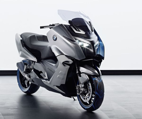 bmw concept scooter c going into production in the us. Black Bedroom Furniture Sets. Home Design Ideas