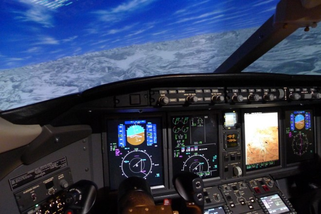 Driver Education Moves Into The Simulator