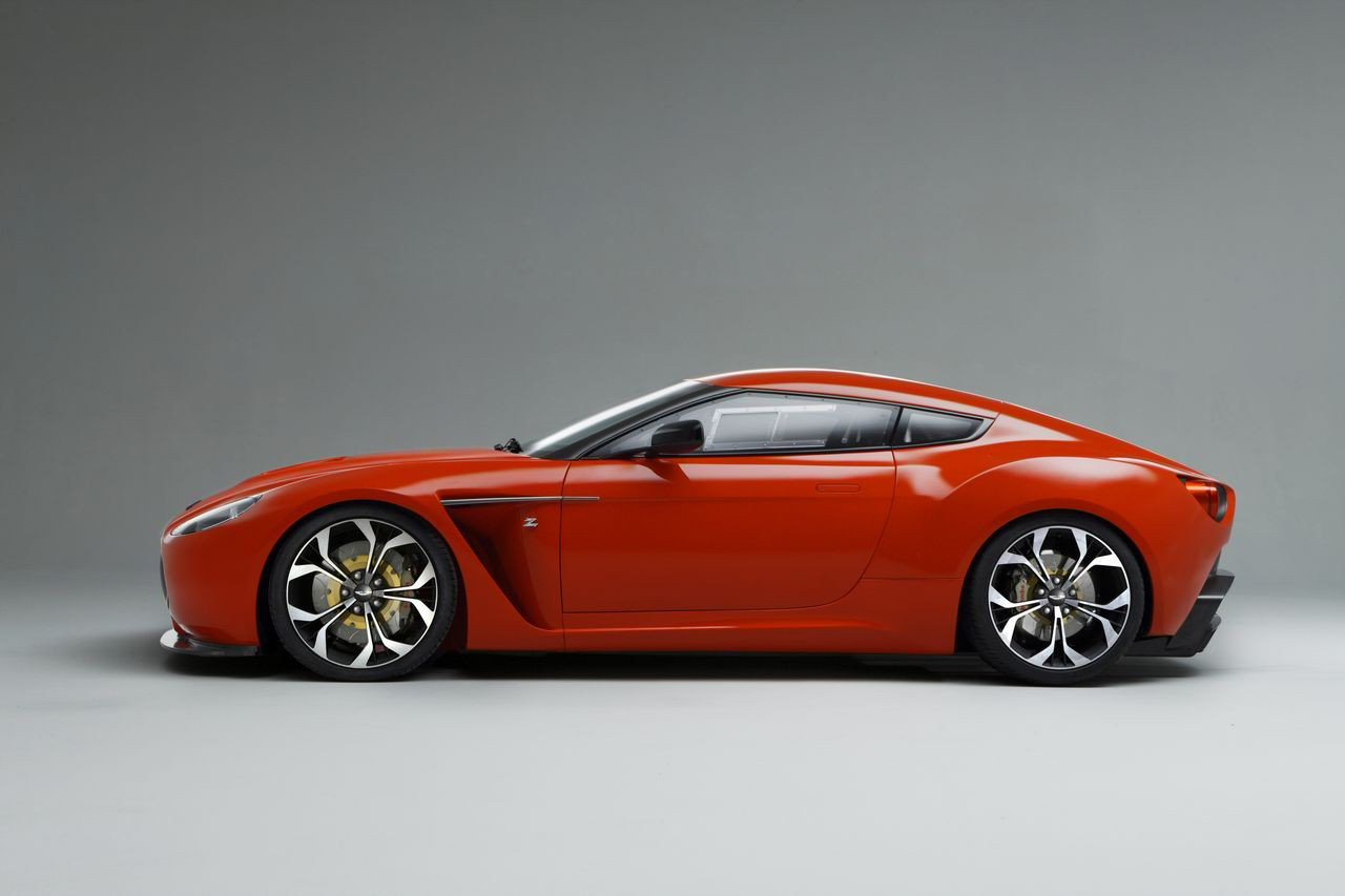 Aston Martin And Zagato Reveal Super Muscle Car