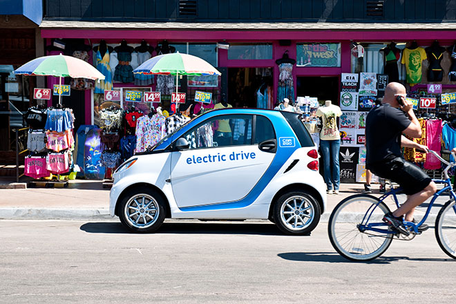 Will Electric Car Sharing Come To Phoenix