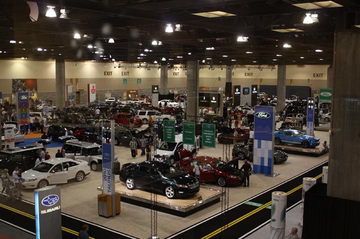 Barrett Jackson Classic Car Auction In Vegas Fulfills Dreams