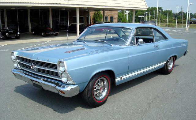 1966 Ford Fairlane is Craigslist Vintage Find of the Week