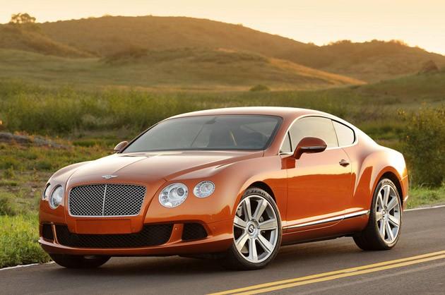 Bentley Continental Gt V8 Brings Rocket Power To Luxury