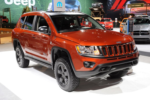Jeep Unleashes Luxury Custom Compass Suv