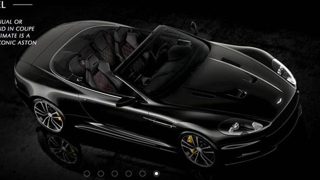Aston Martin Debuts DBS Ultimate Online - Aston martin scottsdale