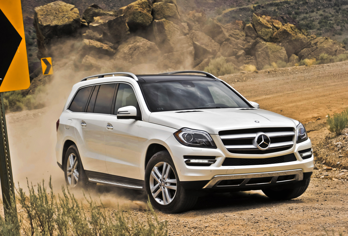 2013 mercedes benz gl for Mercedes benz gl 2013