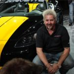 Guy Fieri will auction this 2013 Corvette to support Cooking with Kids