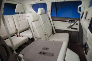 2013 Lexus GX460 interior