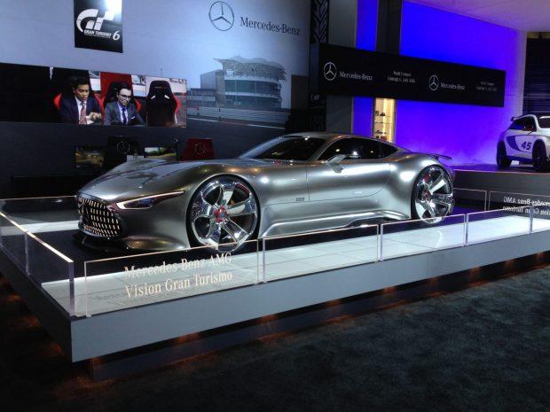MB Vision Gran Turismo