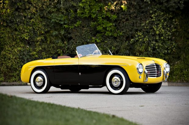 1951 Siata Daina Gran Sport. Photo courtesy of Gooding and Company.