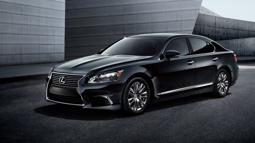 stick shift review of the 2014 lexus ls460. Black Bedroom Furniture Sets. Home Design Ideas