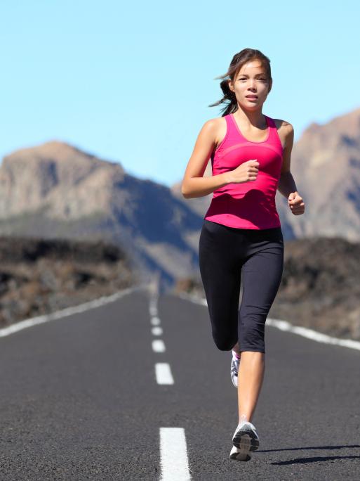 images of girls jogging № 13147
