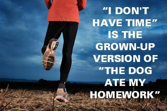 Saturday Fitness Motivation Homework · Fitness Motivation