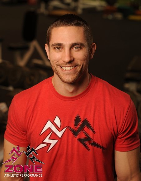 Garrett Shinoskie from Zone Athletic Performance