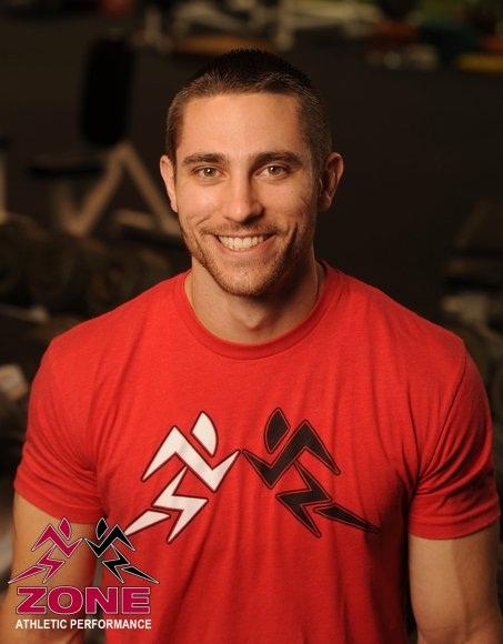 Garrett Shinoskie from Zone Athletic Performance