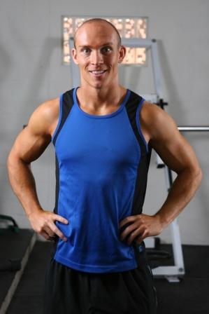 Scott White of Personal Power Training