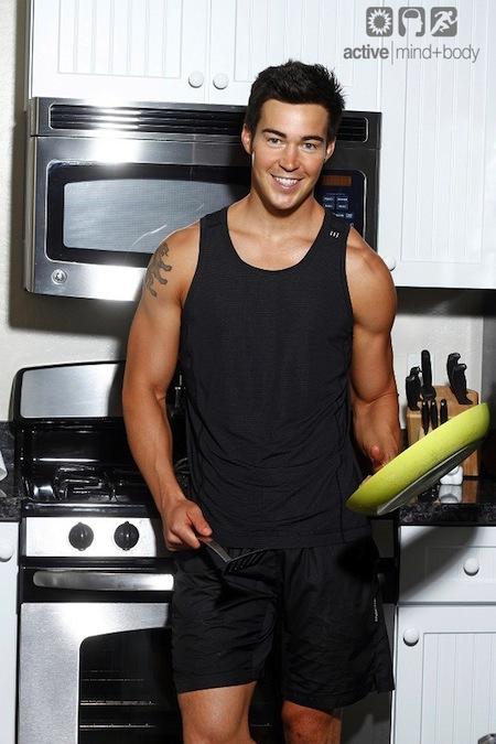 Nutritionist Jason Sani