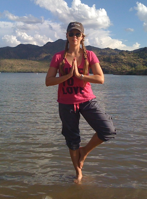 Sierra Ramm, Yoga & Movement Supervisor/Instructor