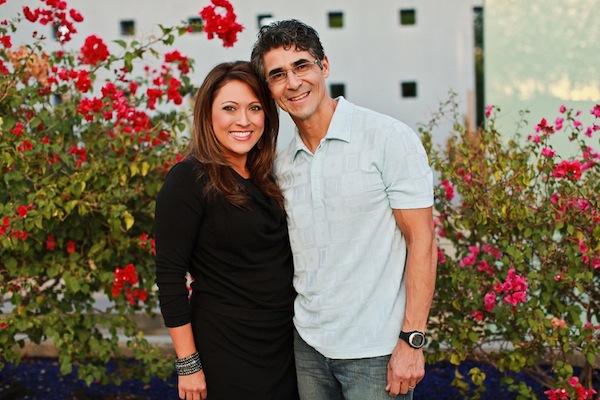 Stephanie Sandoval & Carlos Monge