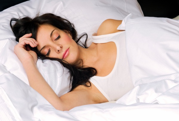 A good night's sleep means you're less likely to binge
