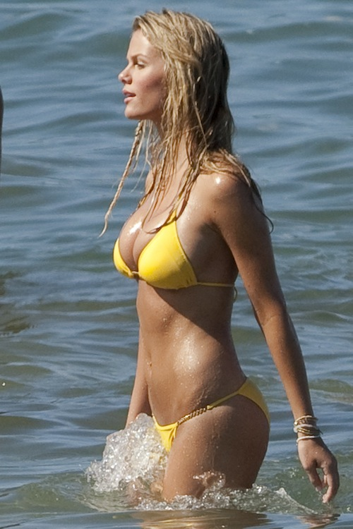 Pictures of Brooklyn Decker Bikini