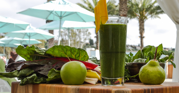 The LiveWell Smoothie from La Costa Resort