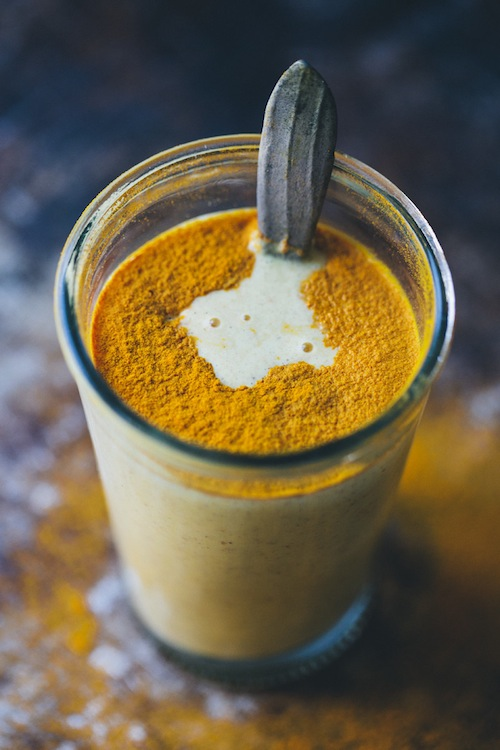 Immune Boosting Turmeric Lassi from Green Kitchen Stories