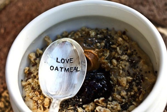 Whipped Banana Oatmeal from Kath Eats Real Food
