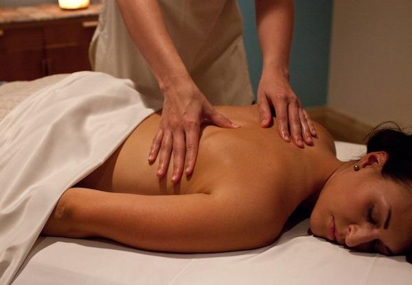 Massage your stress away!