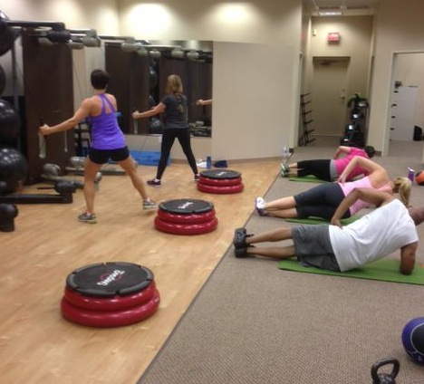 Kinesis Konnection specializes in small group training