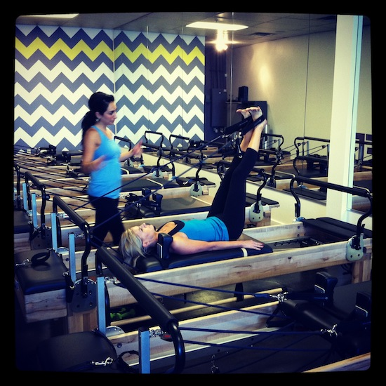 Reform your body at Reformed Pilates