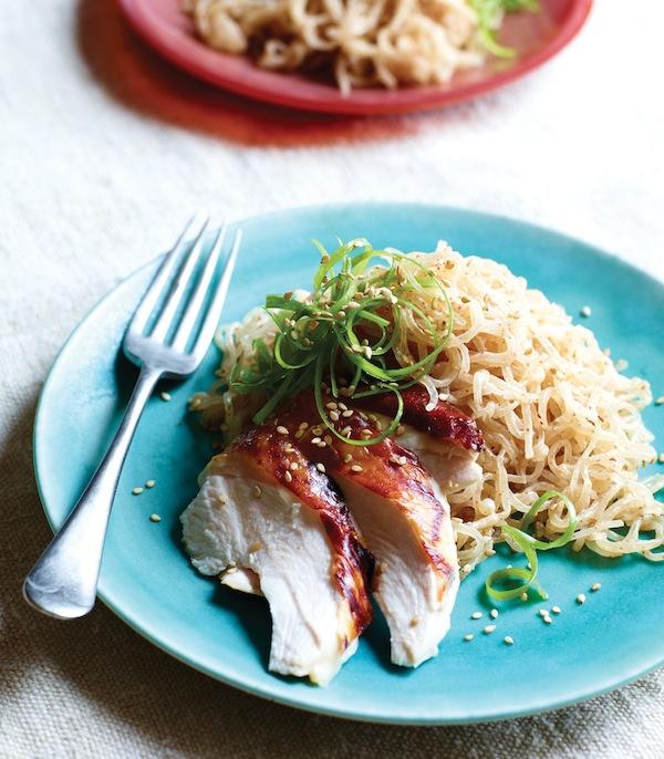 Paleo Sesame Noodles