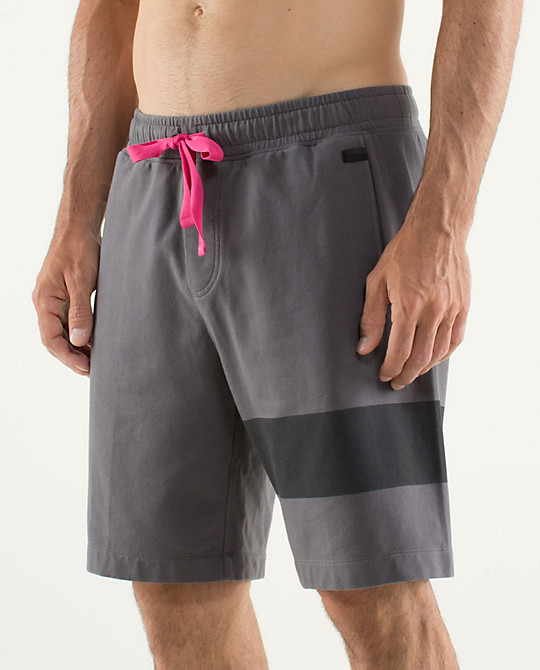lululemon rise shorts