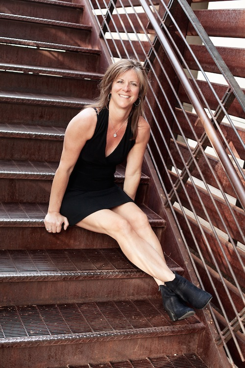 Michele Rusinko is all about healthy balance
