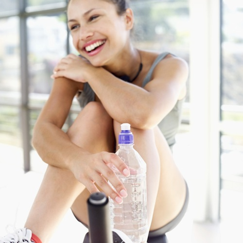 Drinking water can boost your metabolism