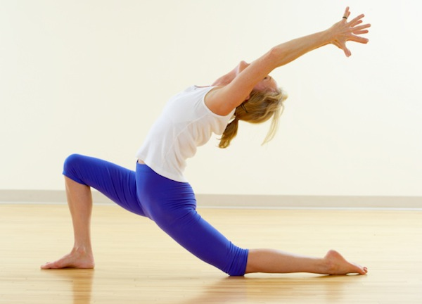 This stretch targets the often ignored hip flexors