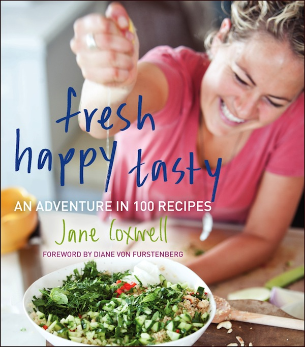 Fresh Happy Tasty by Jane Coxwell