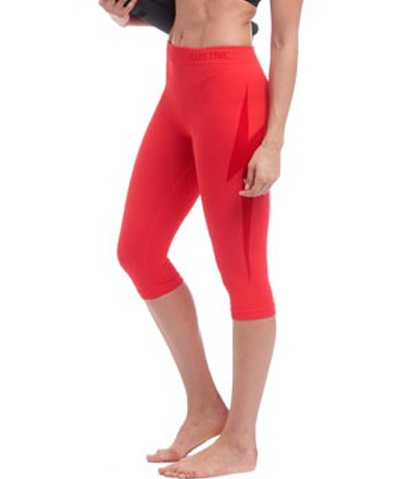 Seamless Bolt Cropped Pant, $78