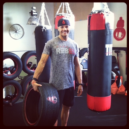 Meet Tommy, Amenzone instructor, motivator extraordinaire and Lululemon ambassador!