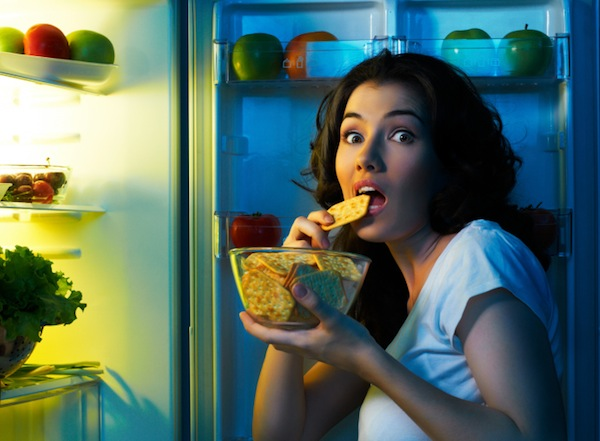 Weight calories to satisfaction and you'll be less likely to cheat