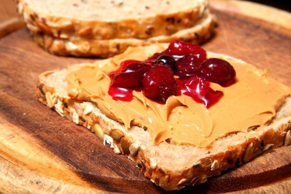 Try cashew butter, almond butter, sunflower butter...