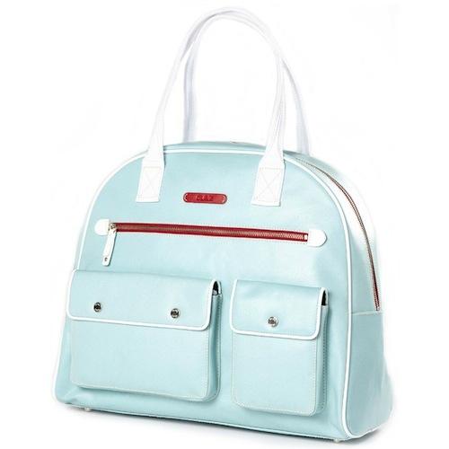 Clava Carina Gym Bag, $165.00