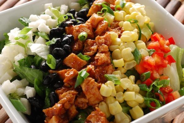 Sunfare's BBQ Chicken Salad