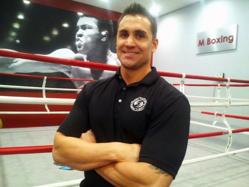 Steve Grisham, Personal Trainer with Core Concepts Personal Training at Mountainside Fitness