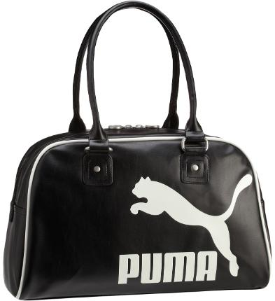 Puma Heritage Handbag, $45